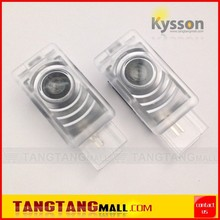 Kysson led car logo door light for Cadillac car logo laser projector light for buick