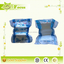 2015 high quality High absorption soft and dry clothlike disposable sleepy baby diapers OEM factory manufacturer in China