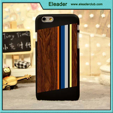 innovative hot new design for iphone 6 wood pattern case
