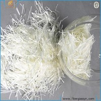 Low Price Fiberglass Chopped Strands for Reinforcing Plastic