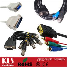 Good quality flat utp cat 5 lan cable UL CE ROHS 969 KLS