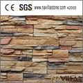 Piedras para paredes exteriores de la vivienda