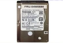 High quality hard disk drive 2.5'' MQ01ACF050 PN 04W0585
