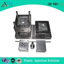 Used plastic injection mould desgin second process