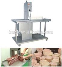 sierra de cinta de carne