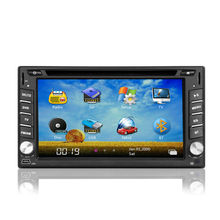 Navigation System 2din with 3G/Bluetooth/Ipod