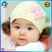 Fashion Lace Bowknot Girl Hat