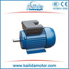 YL small size high capacity 2-phase 110v 5hp electric fan motors
