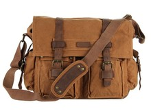New Style Canvas Men Travel Messenger Bag For Men And Women 9005B