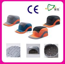 2015 HOT selling safety helmet,6 panel baseball bump cap hard hats factroy