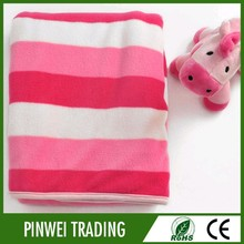 Bulk Buy Foldable Children Soft Polar Fleece Blanket Handmade With Aplique