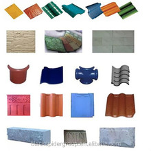 Cheap Price Clay Roof Tiles Making Machines