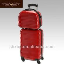 360 degree wheeled 2014 cabin trolley luggage