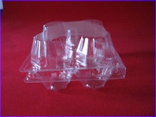 Wholesale clear PET egg packing