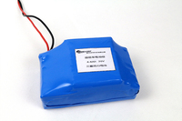 High performance 36v 48ah battery pack for electric scooter with 18650 batteries Samsung batteries