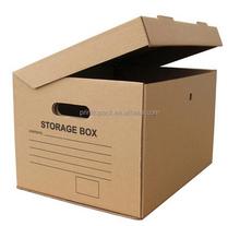 Durable strong shipping box, 5 layer corrugated shipping box