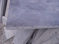 honed blue limestone materials for thresholds and sills