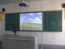 82'' smart interactive whiteboard for school board