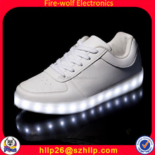 Supply Color Changing Popular Waterproof Popular Wholesale Led Shoes