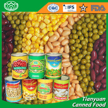 Factory professionally export Canned food