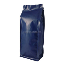 Eco friendly Custom food grade heat seal resealable plastic bags for food