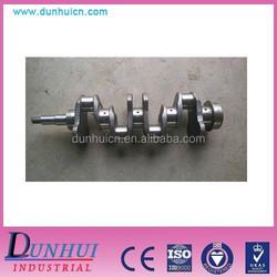 The auto parts car part for used crankshaft assy