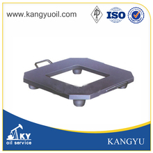 connecting plates drill unloaded buckle