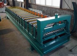 Passed CE silo corrugated side panel roll foming