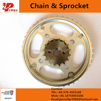 High Precision Chain Sprocket CG 150 For Motorcycle