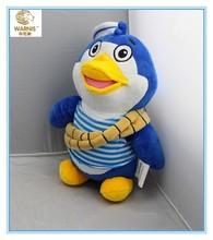 Hot sell nice plush nurse penguin plush toy