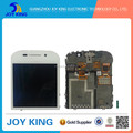 de alta calidad del teléfono móvil de piezas de repuesto lcd con digitalizador para blackberry q10