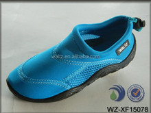 Stylish rubber beach aqua shoe/water shoe/surfing shoes for men
