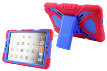 Spider water-resistant dropproof cute case for iPad mini kids proof outside travel using bumper iPads shell cover