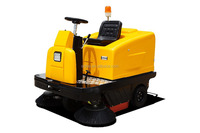 high quality vacuum leaf sweeper with CE ISO901 certificate
