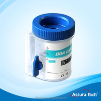 Drugs of abuse rapid test urine cup