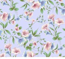 21*21yarn counts linen/cotton floral fabric for ladies skirt