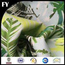 Factory direct custom digital print cotton stretch twill fabric