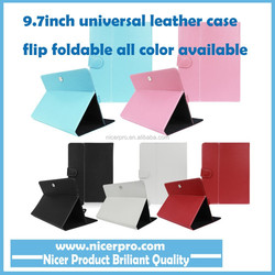 Case for tablet Universal Magnet Stand PU Leather Folio Case Cover For 9.7 Inch case MID Tablet Accessories