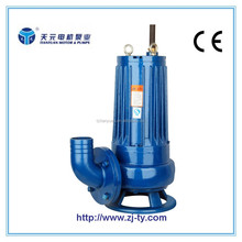 WQDY-AS/WQY-AS sewage centrifugal submersible pump