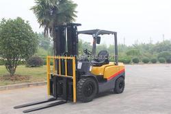 manufacturer sale 3 ton diesel forklift weight for sale FD30 Isuzu C240 engine with CE