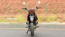 Motorcycle two wheel large cargo motorcycles