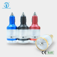 New Hot Sale LED Portable Car Charger 4 in 1 Lifesavig Hammer Mini Car Charger