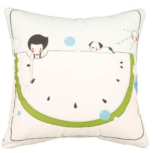 lovely children cushion with beautiful colors