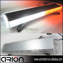 72 LED light bar emergency torch lights 72W strobe barlight lighting power supply