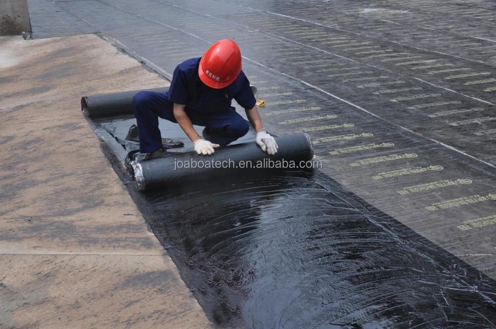 Modified Bitumen Membrane : Modified bitumen wet application self adhesive