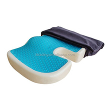 Gel Memory foam Coccyx Cushion