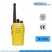 Best selling new high quality small portable 2 way radio interphone R-720