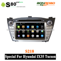 dvd pantalla capacitiva navegación gps especial para hyundai ix35 3g radio bluetooth + adaptador wifi