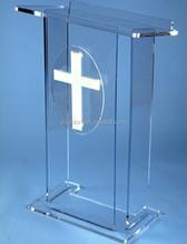 exquisite cheap church podium church pulpit for wholesale