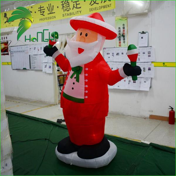 inflatable santa claus (3)